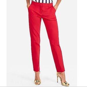 EXPRESS Editor Crop Dress Pant